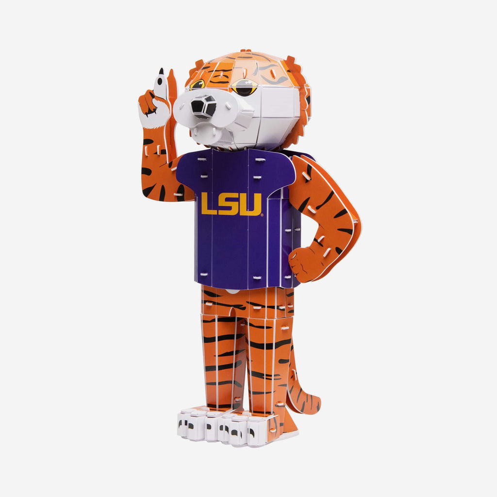 Mike The Tiger LSU Tigers PZLZ Mascot FOCO - FOCO.com
