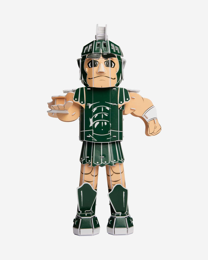 Sparty Michigan State Spartans PZLZ Mascot FOCO - FOCO.com