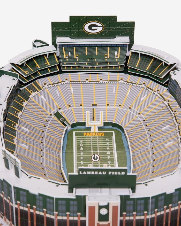 Green Bay Packers Lambeau Field PZLZ Stadium FOCO - FOCO.com