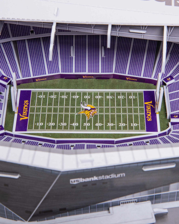 Minnesota Vikings US Bank PZLZ Stadium FOCO - FOCO.com