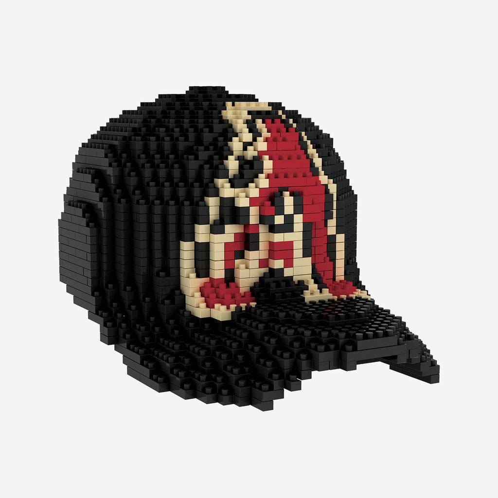 Arizona Diamondbacks BRXLZ Mini Caps