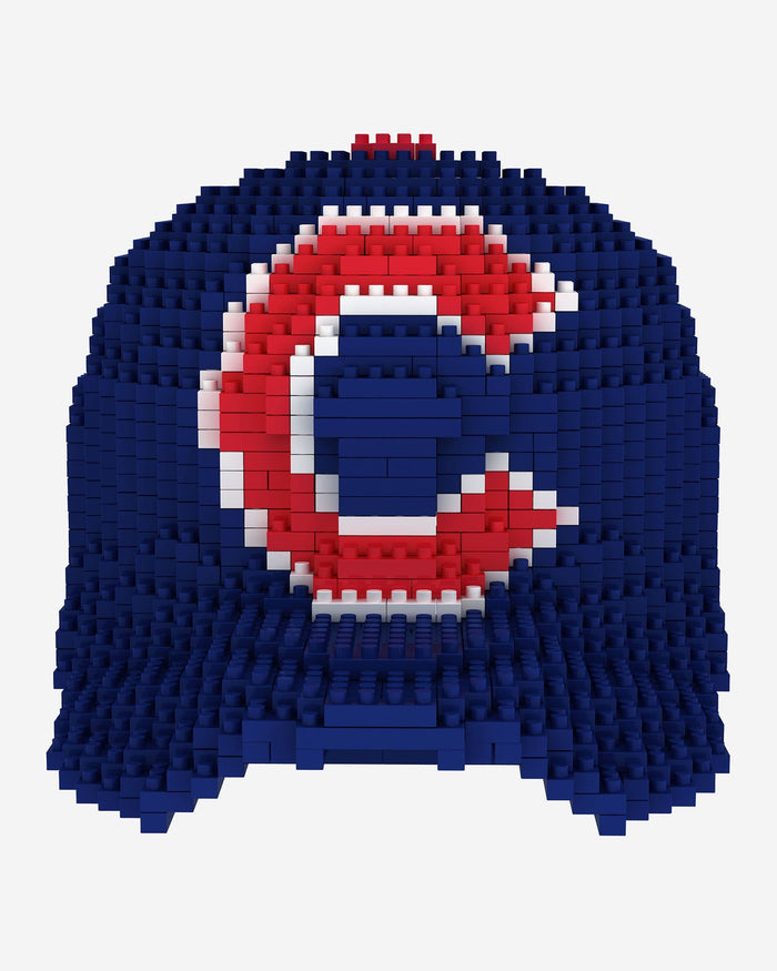Chicago Cubs BRXLZ Mini Caps FOCO - FOCO.com
