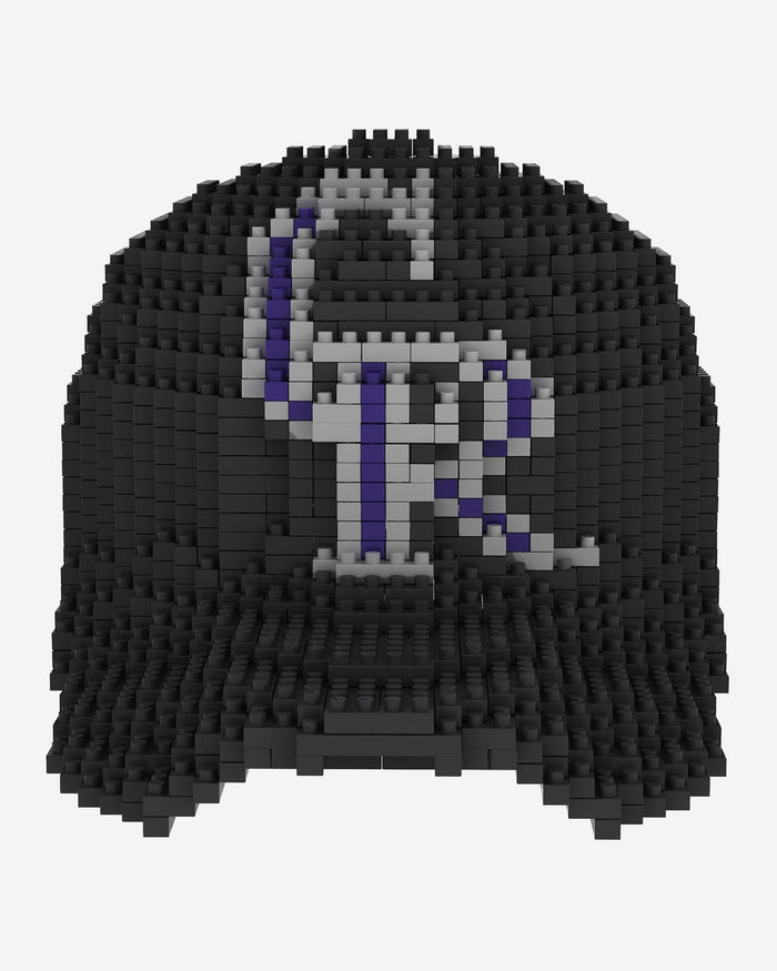 Colorado Rockies BRXLZ Mini Caps FOCO - FOCO.com