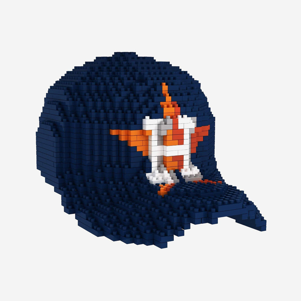Houston Astros BRXLZ Mini Caps