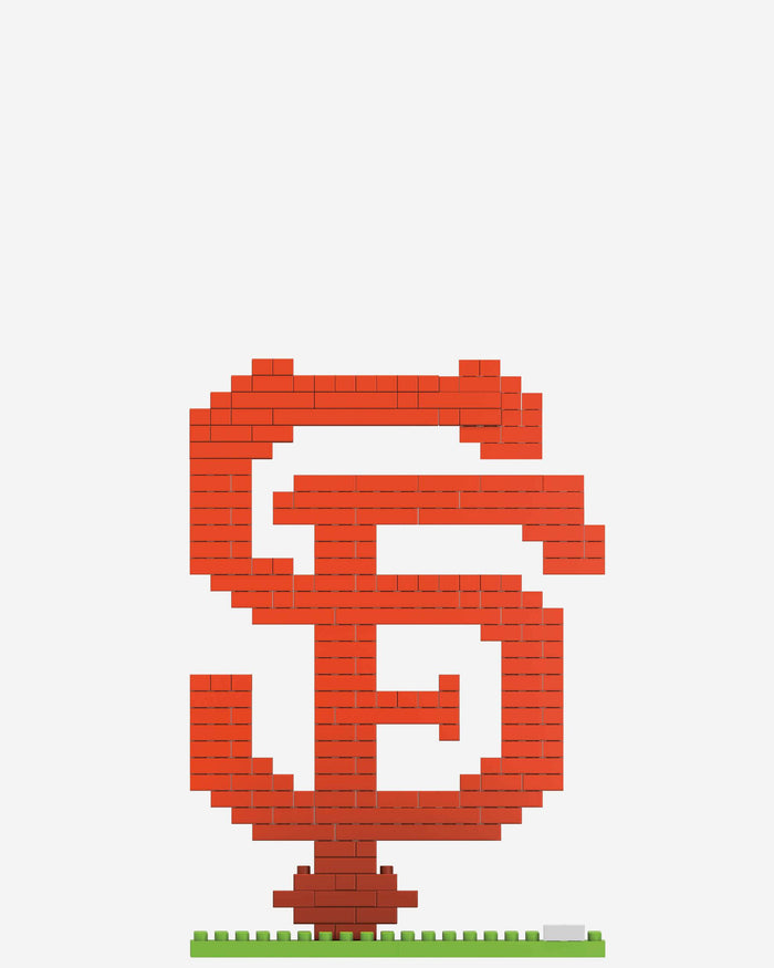 San Francisco Giants BRXLZ Logo FOCO - FOCO.com