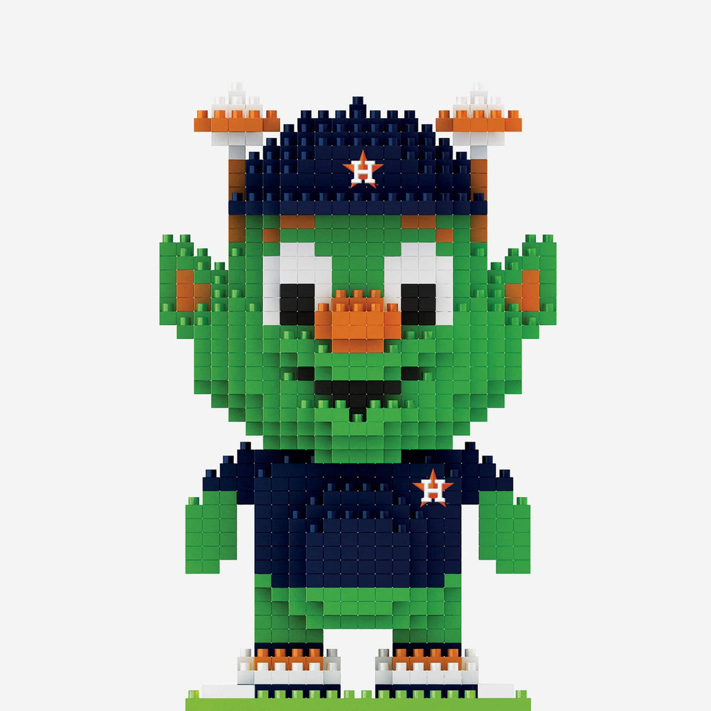 Orbit Houston Astros BRXLZ Mascot