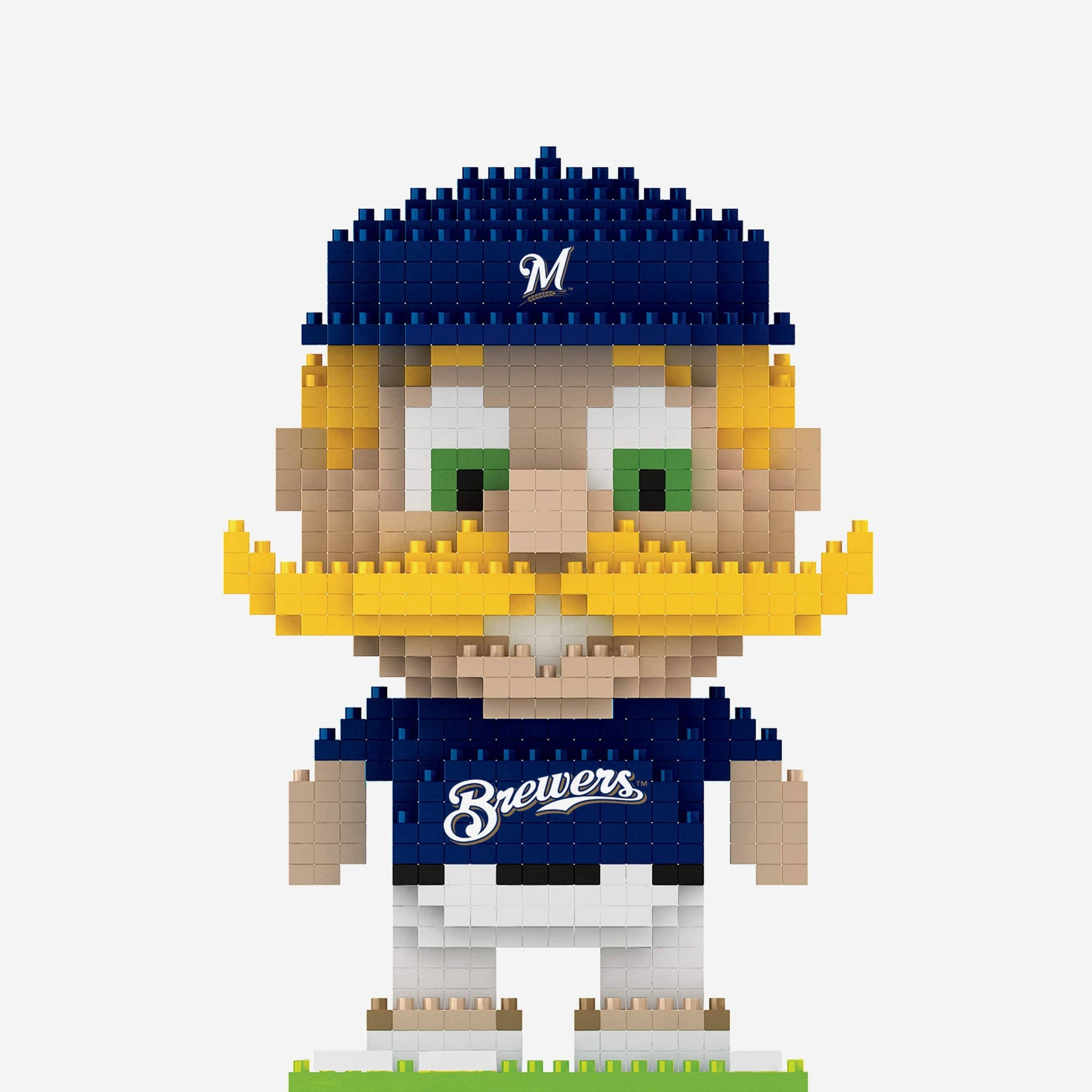 Barrelman Milwaukee Brewers BRXLZ Mascot