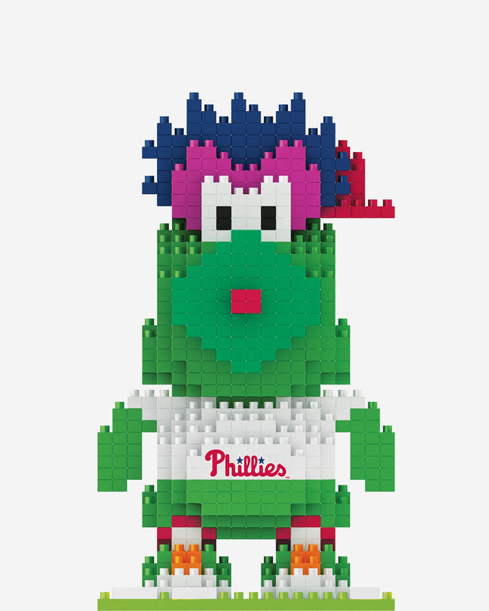 Phillie Fanatic Philadelphia Phillies BRXLZ Mascot FOCO - FOCO.com
