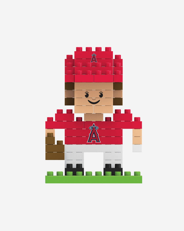 Los Angeles Angels BRXLZ Mini Player FOCO - FOCO.com
