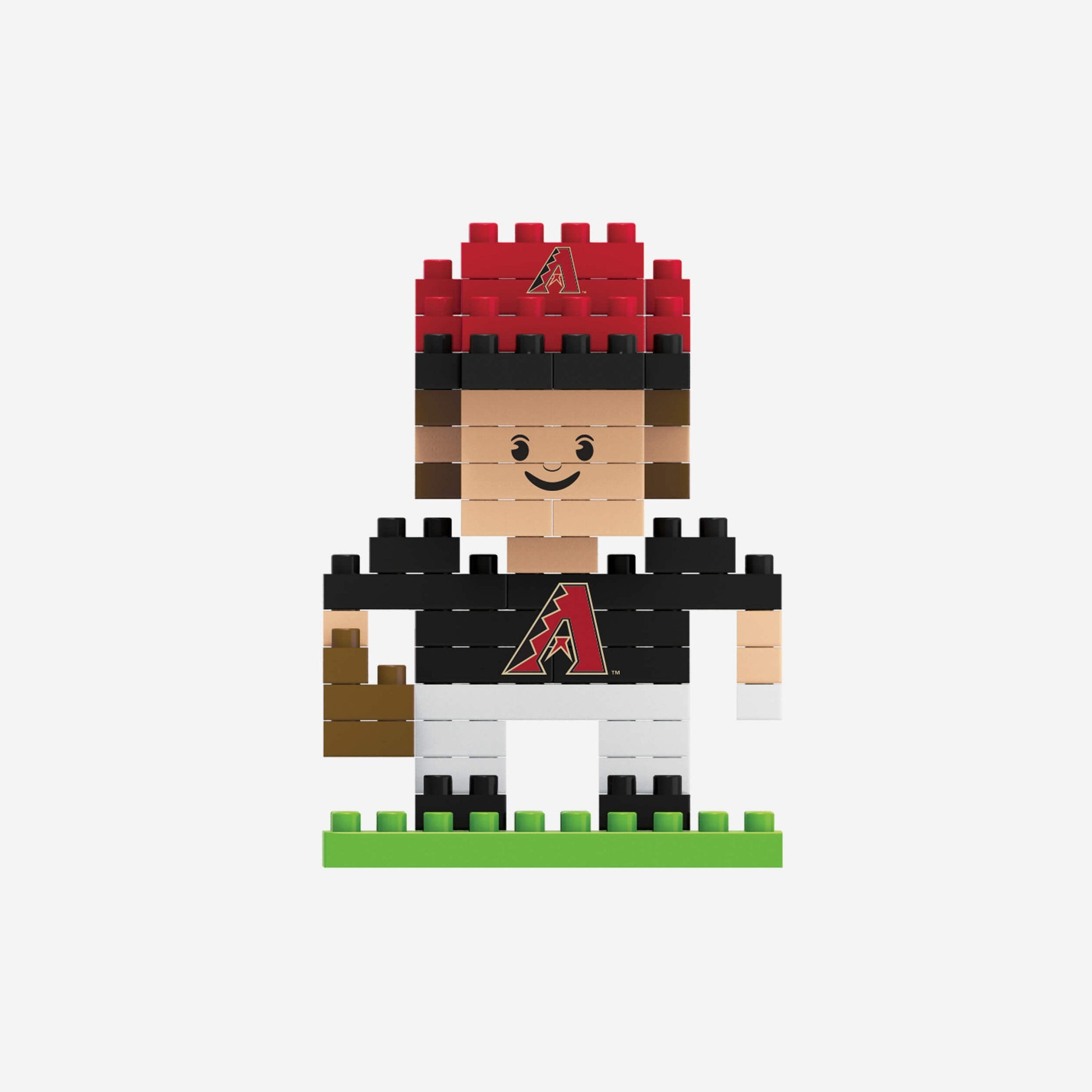 Arizona Diamondbacks BRXLZ Mini Player