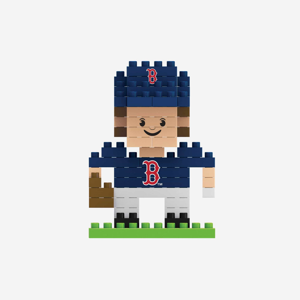 Boston Red Sox BRXLZ Mini Player