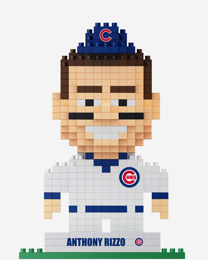 Anthony Rizzo Chicago Cubs BRXLZ Mini Player FOCO - FOCO.com