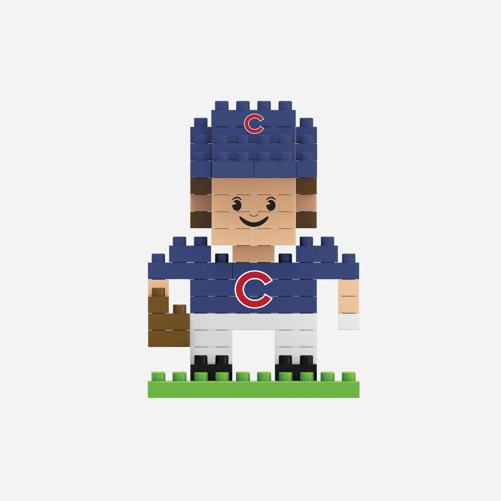Chicago Cubs BRXLZ Mini Player