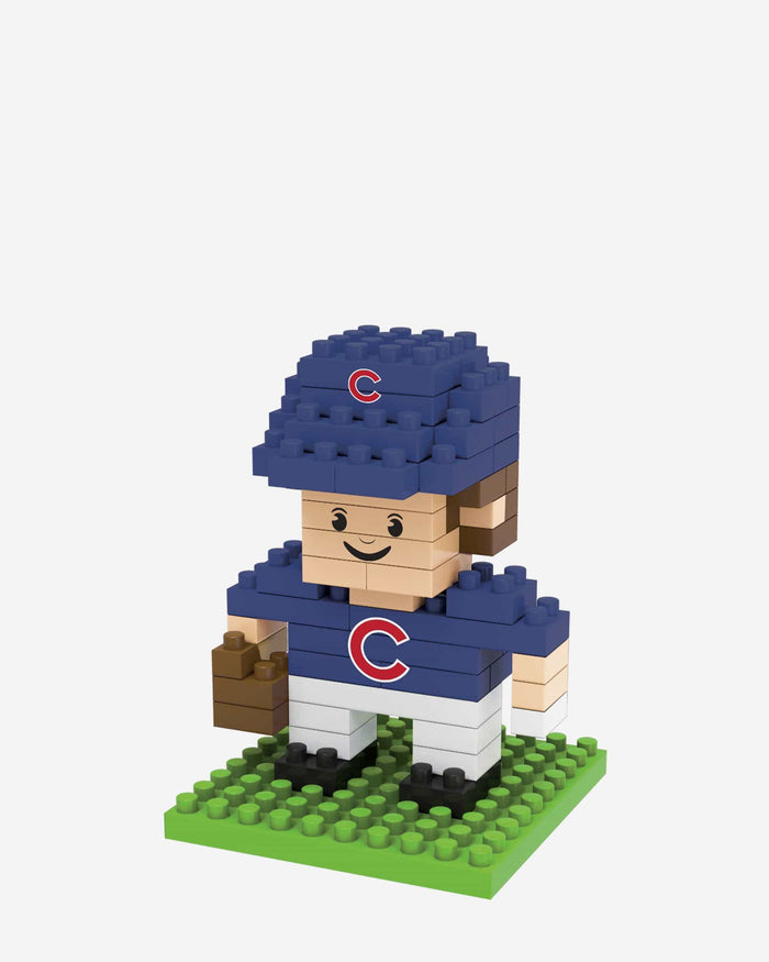 Chicago Cubs BRXLZ Mini Player FOCO - FOCO.com