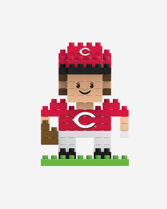 Cincinnati Reds BRXLZ Mini Player FOCO - FOCO.com