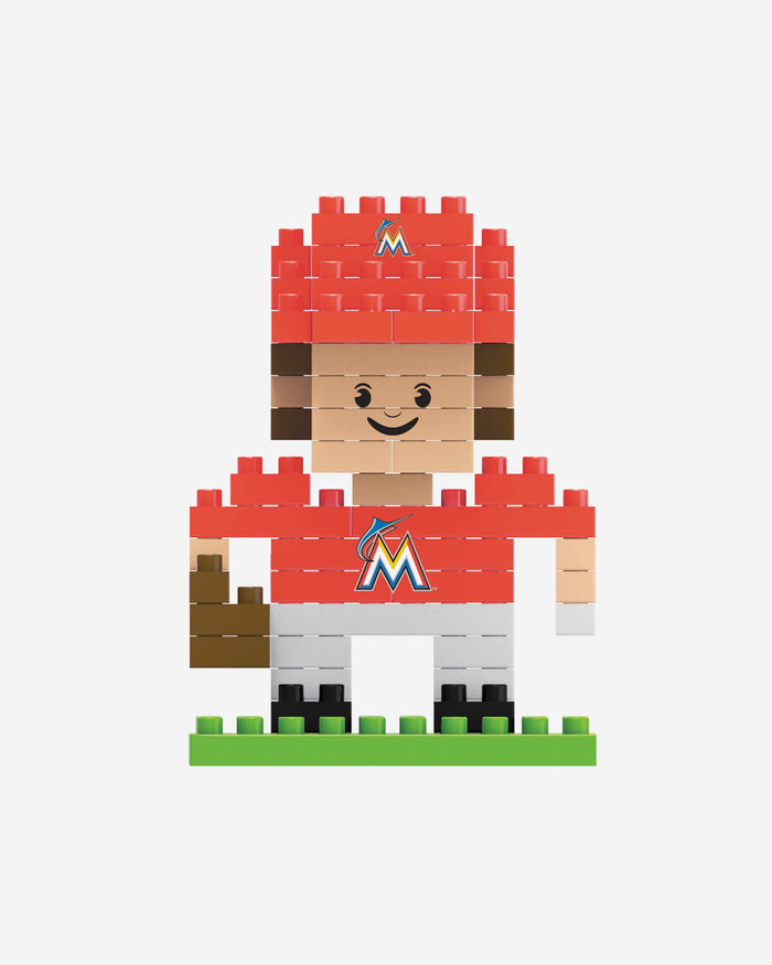 Miami Marlins BRXLZ Mini Player FOCO - FOCO.com
