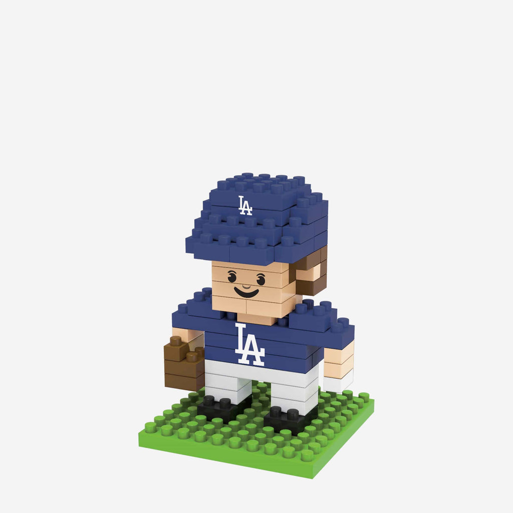 Los Angeles Dodgers BRXLZ Mini Player FOCO - FOCO.com