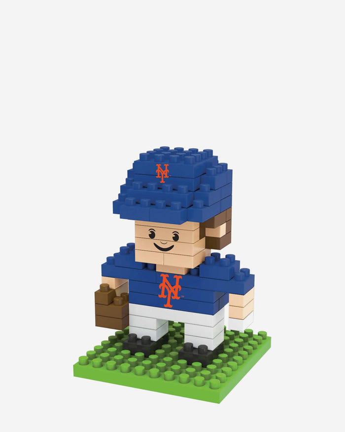 New York Mets BRXLZ Mini Player FOCO - FOCO.com