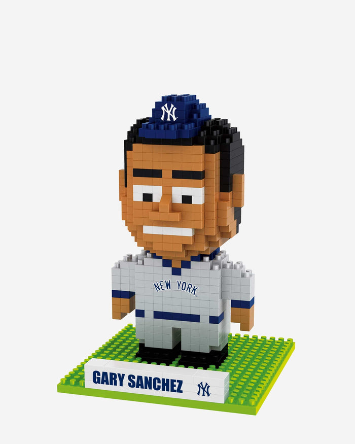 Gary Sanchez New York Yankees BRXLZ Mini Player FOCO - FOCO.com