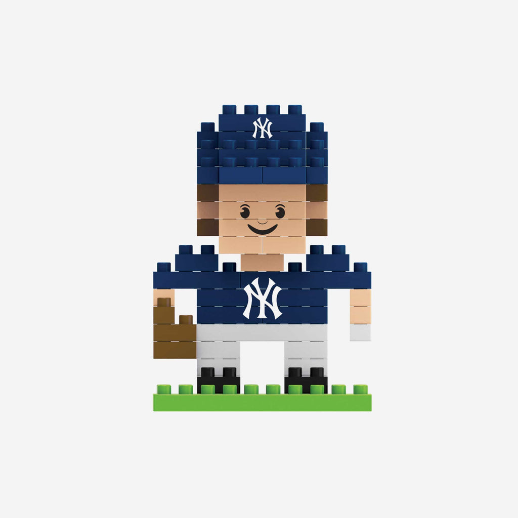 New York Yankees BRXLZ Mini Player