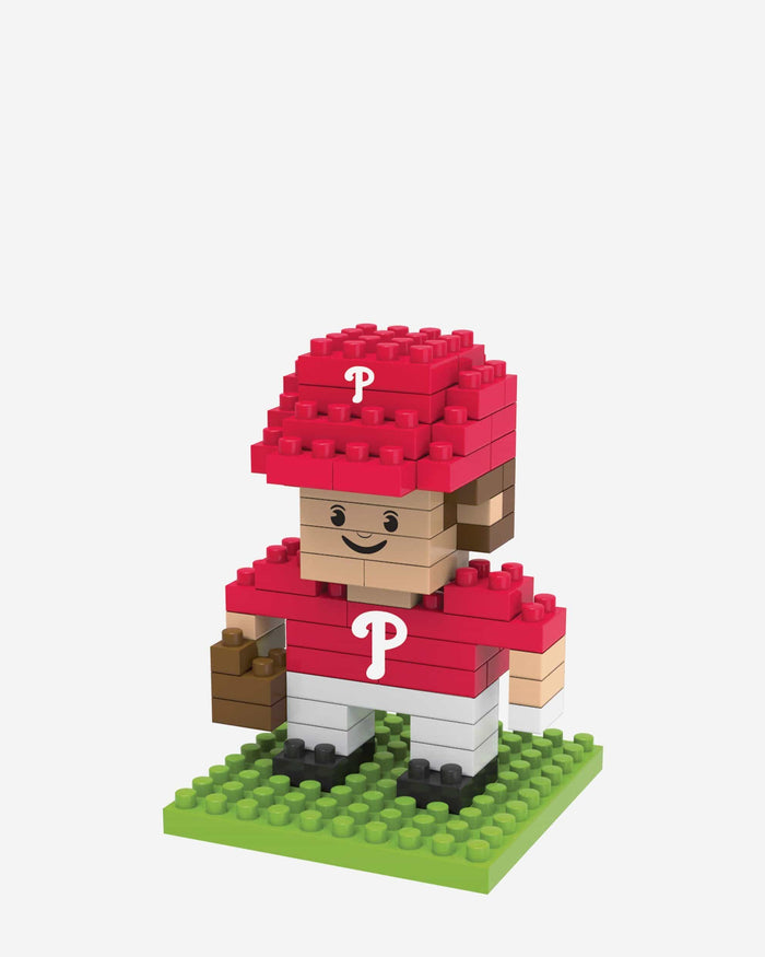 Philadelphia Phillies BRXLZ Mini Player FOCO - FOCO.com