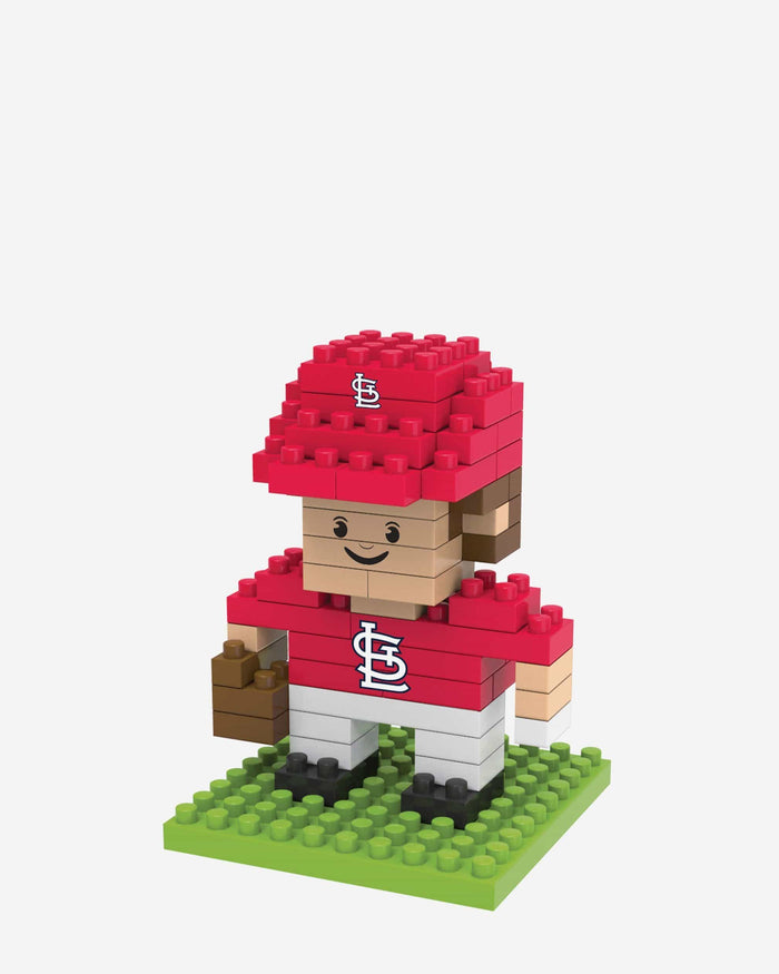 St Louis Cardinals BRXLZ Mini Player FOCO - FOCO.com