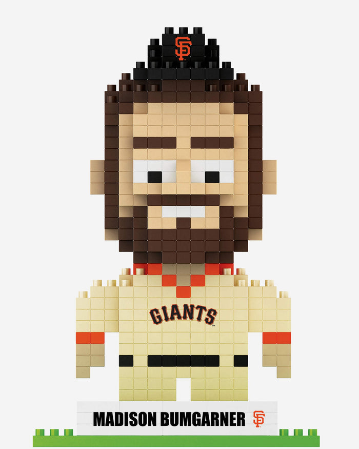 Madison Bumgarner San Francisco Giants BRXLZ Mini Player FOCO - FOCO.com