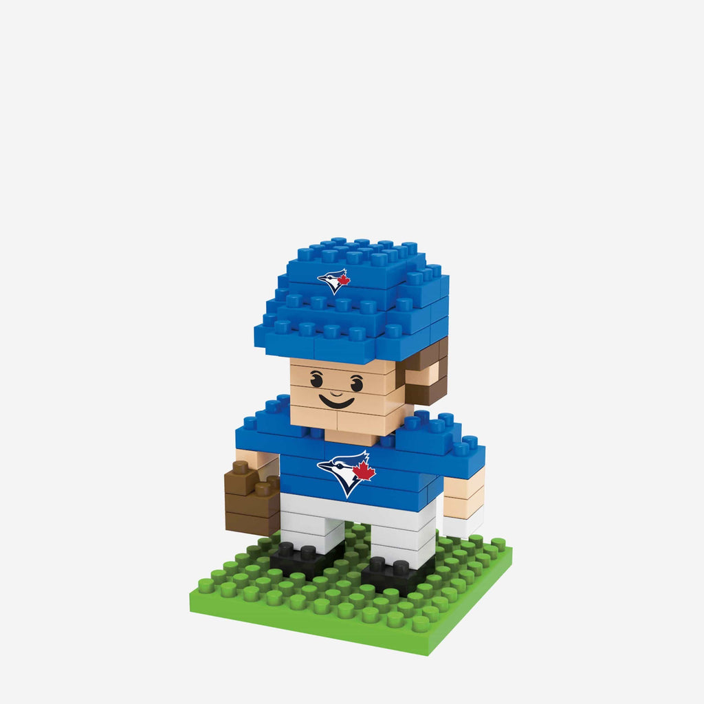 Toronto Blue Jays BRXLZ Mini Player FOCO - FOCO.com