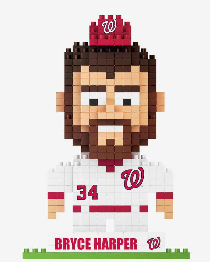 Bryce Harper Washington Nationals BRXLZ Mini Player FOCO - FOCO.com