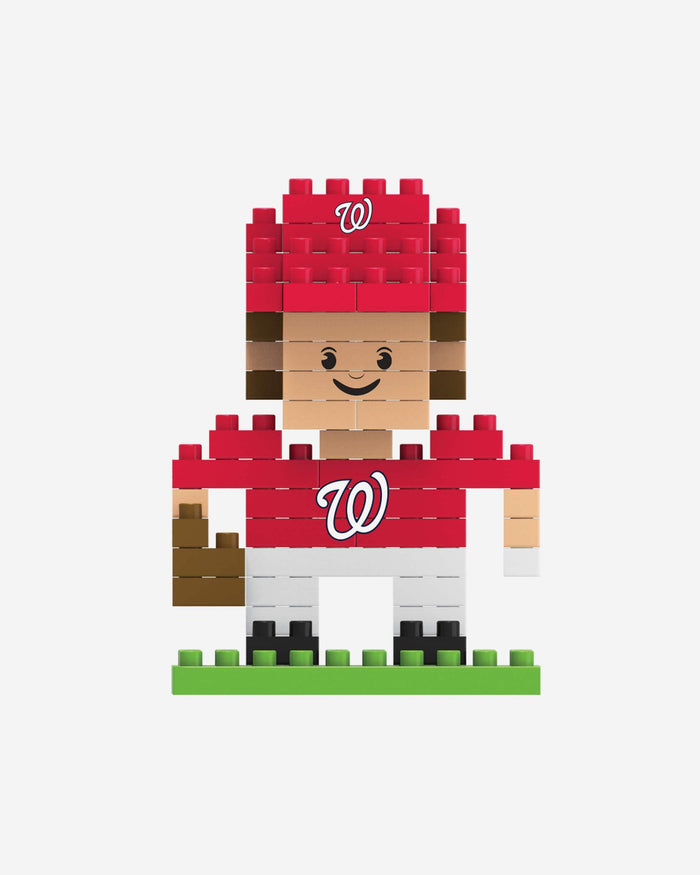 Washington Nationals BRXLZ Mini Player FOCO - FOCO.com