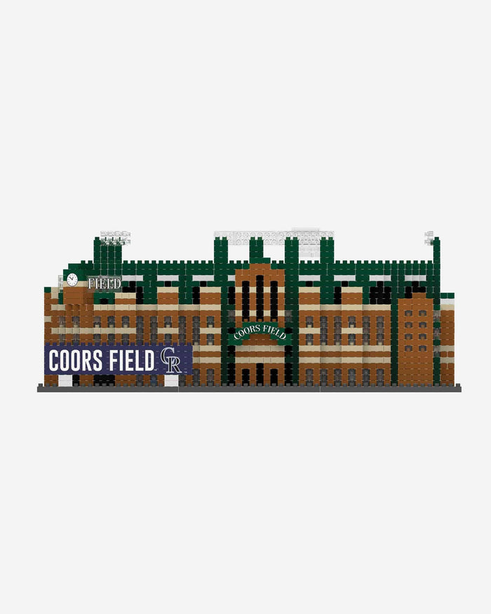 Colorado Rockies Coors Field BRXLZ Stadium FOCO - FOCO.com