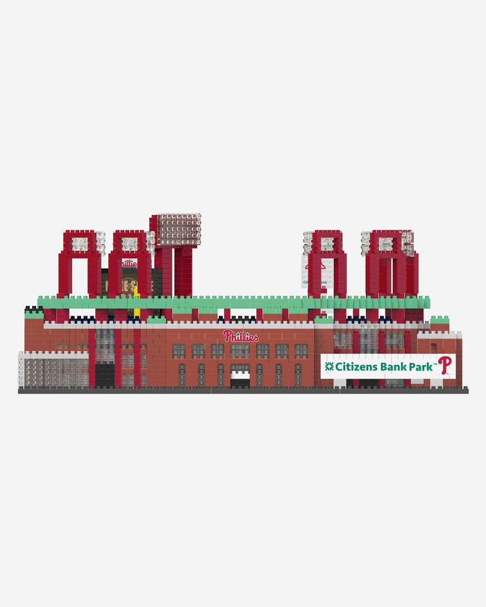 Philadelphia Phillies Citizens Bank Park BRXLZ Stadium FOCO - FOCO.com