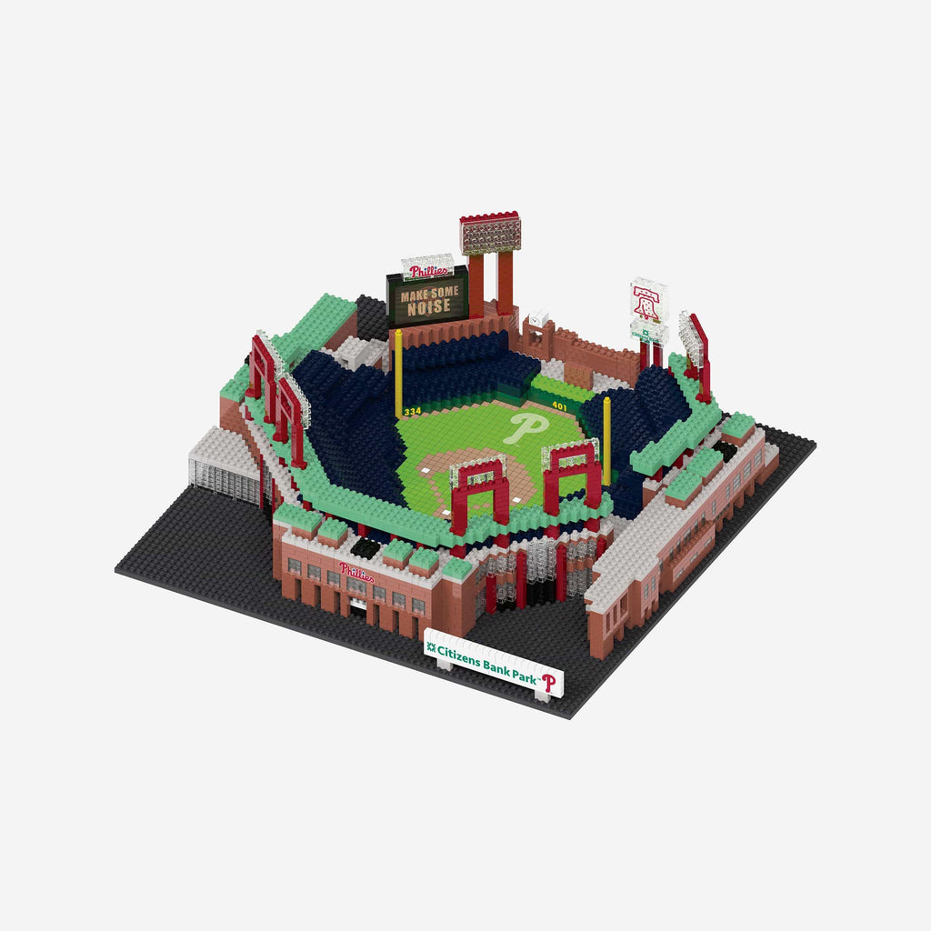 Philadelphia Phillies Citizens Bank Park BRXLZ Stadium