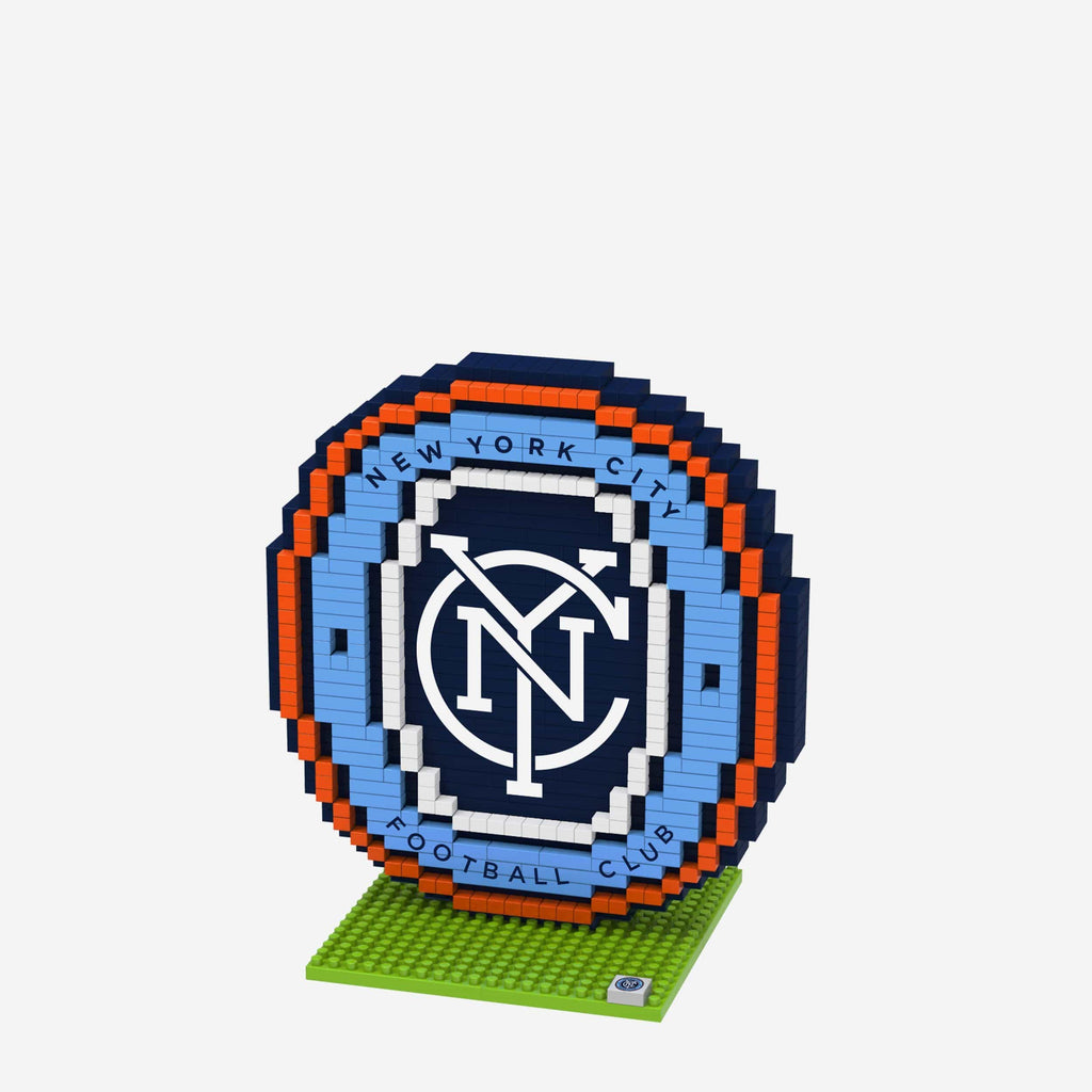 New York City FC BRXLZ Logo FOCO - FOCO.com
