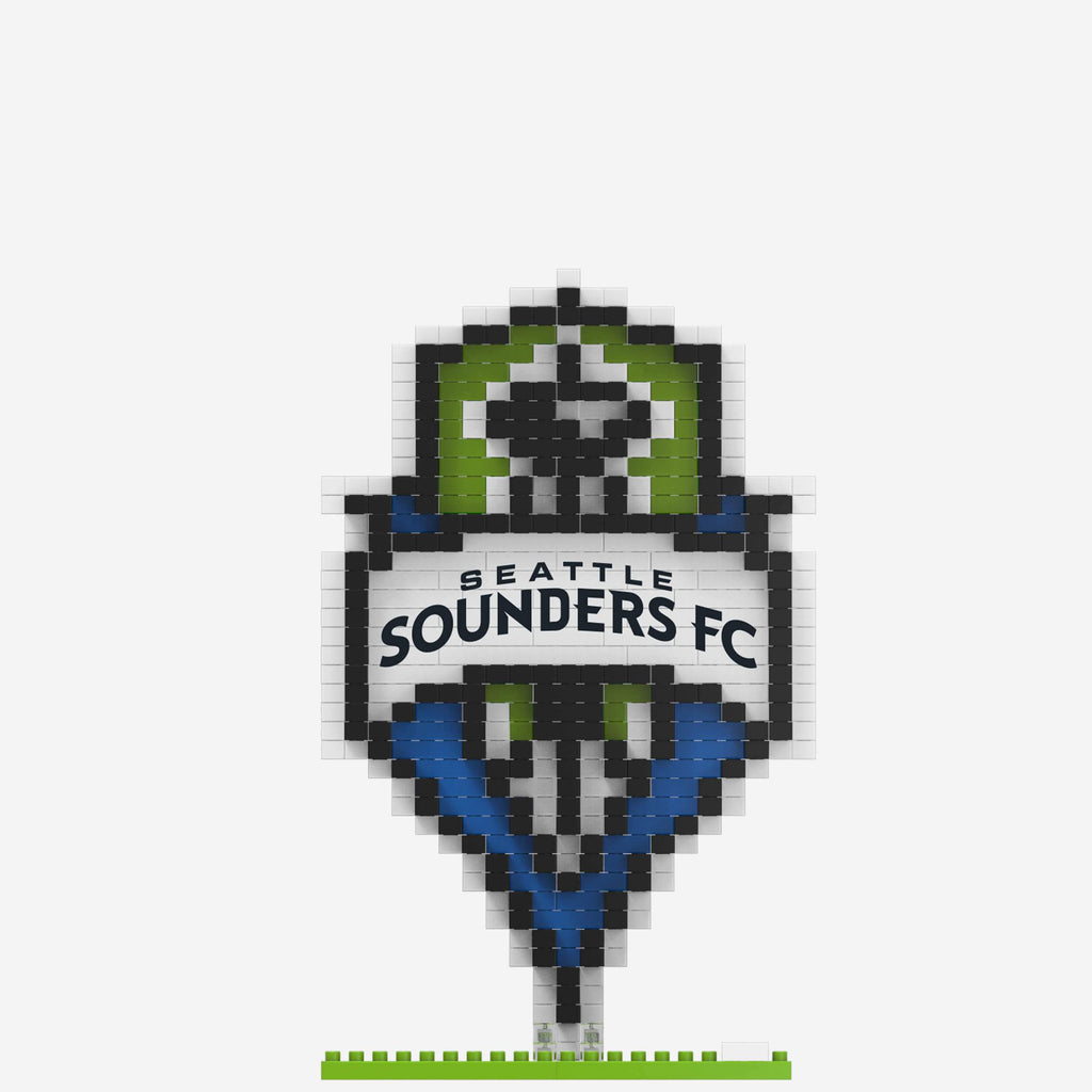 Seattle Sounders FC BRXLZ Logo