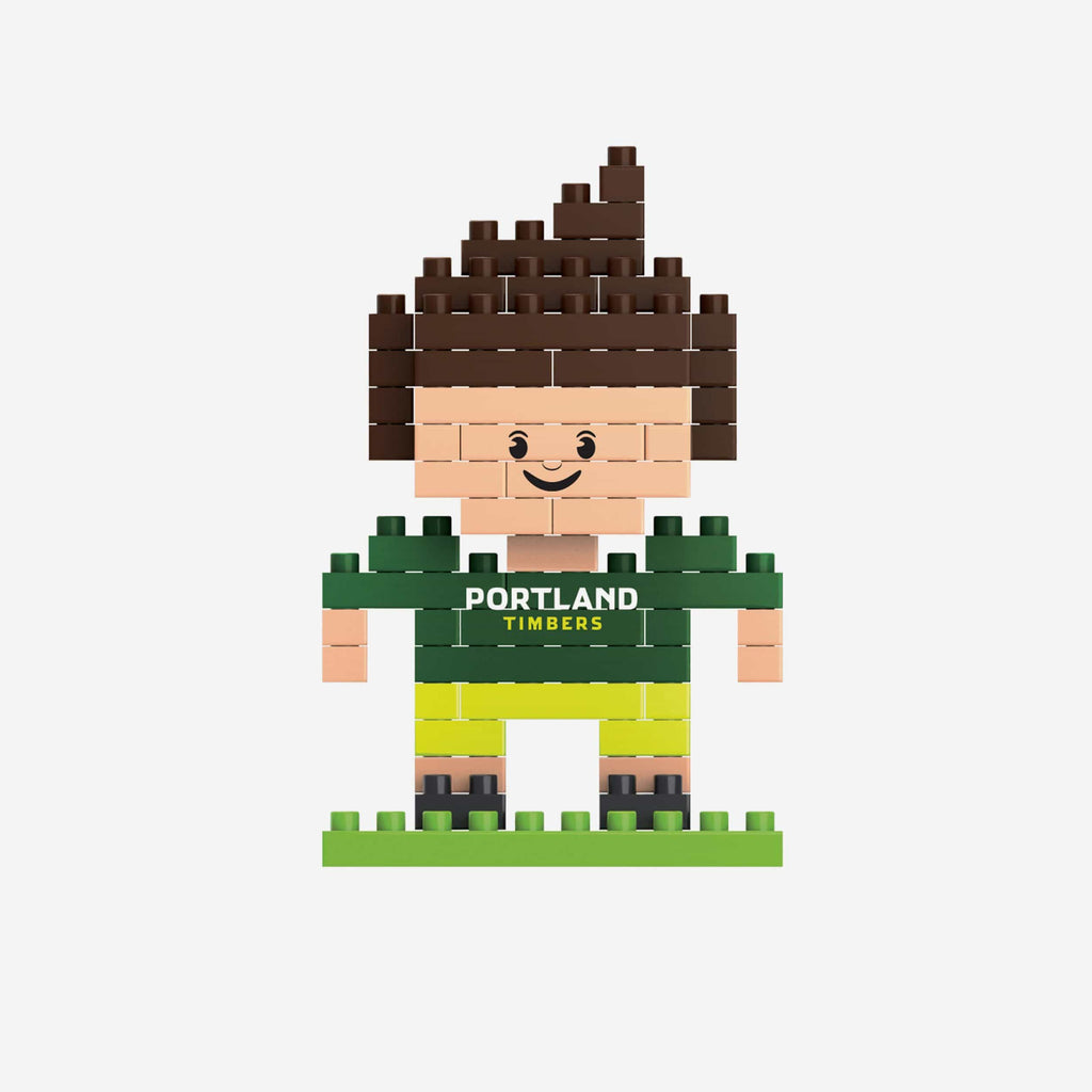 Portland Timbers BRXLZ Mini Player