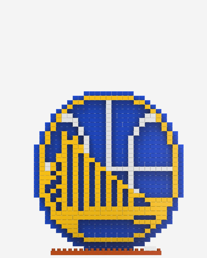 Golden State Warriors BRXLZ Logo FOCO - FOCO.com