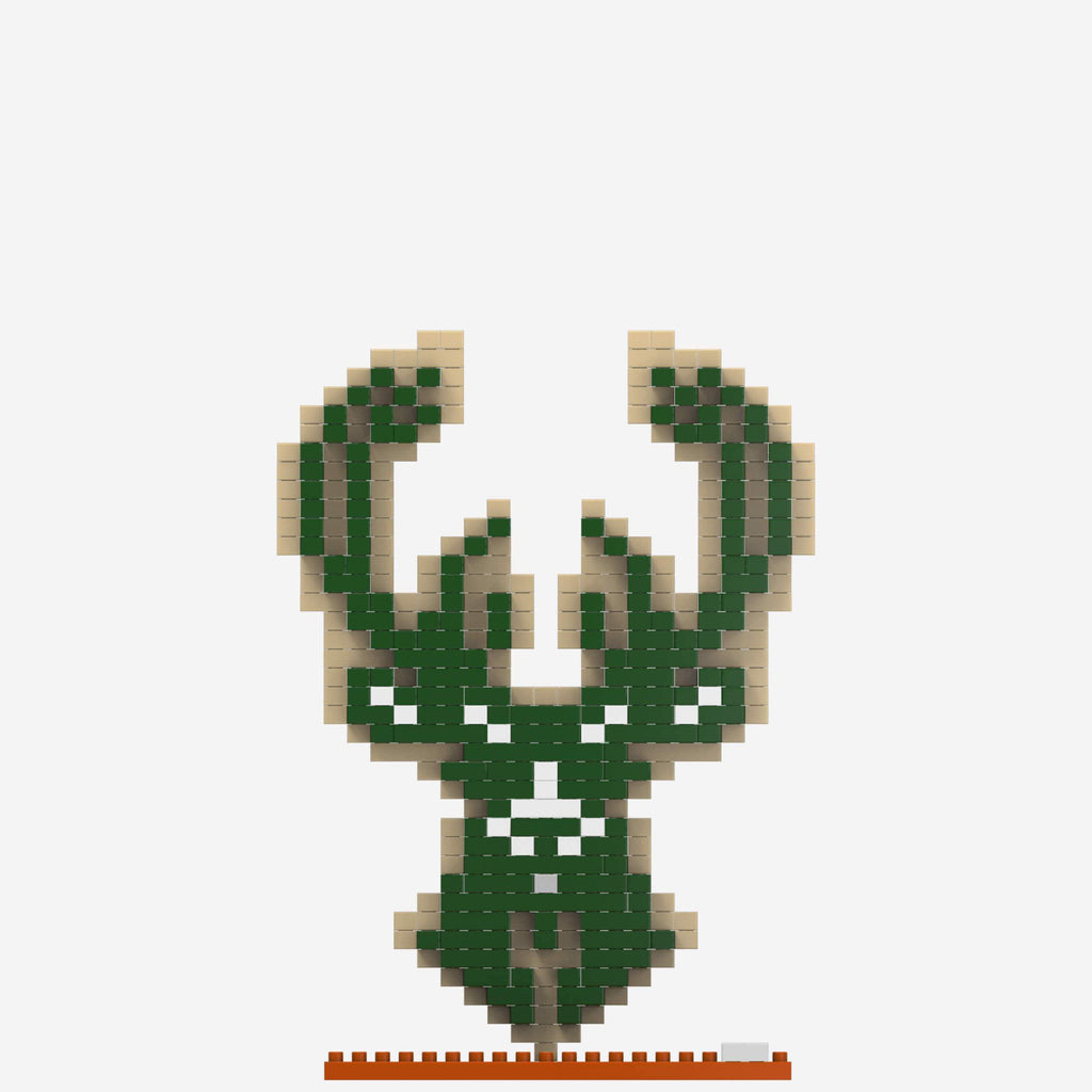 Milwaukee Bucks BRXLZ Logo