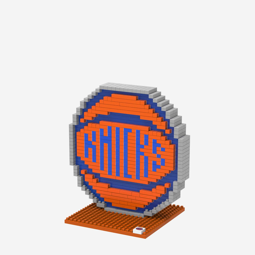 New York Knicks BRXLZ Logo FOCO - FOCO.com