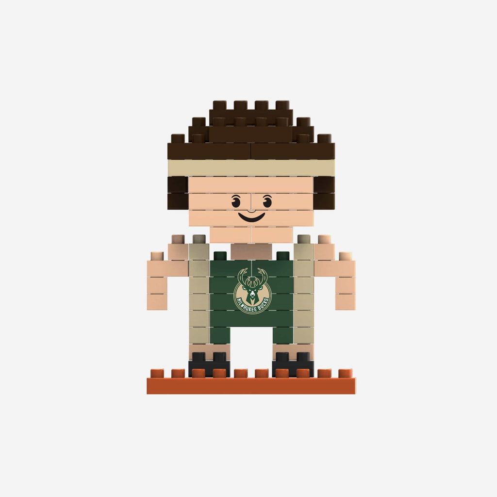 Milwaukee Bucks BRXLZ Mini Player