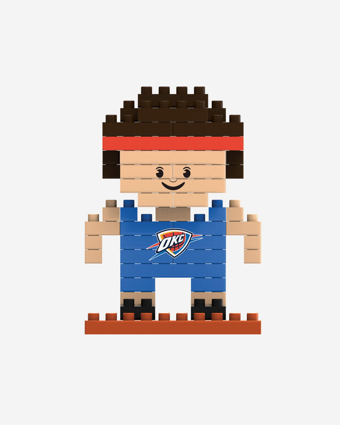 Oklahoma City Thunder BRXLZ Mini Player FOCO - FOCO.com