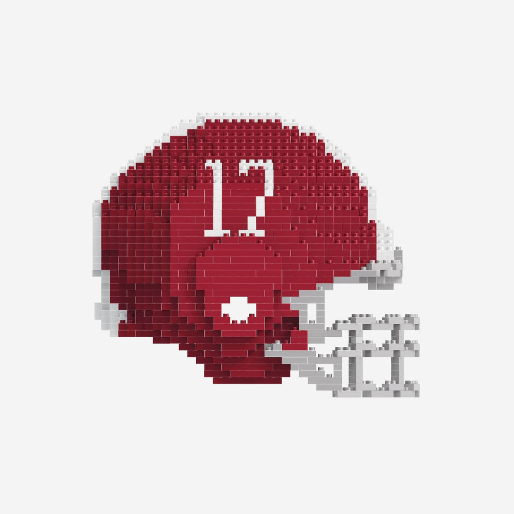 Alabama Crimson Tide BRXLZ Mini Helmet
