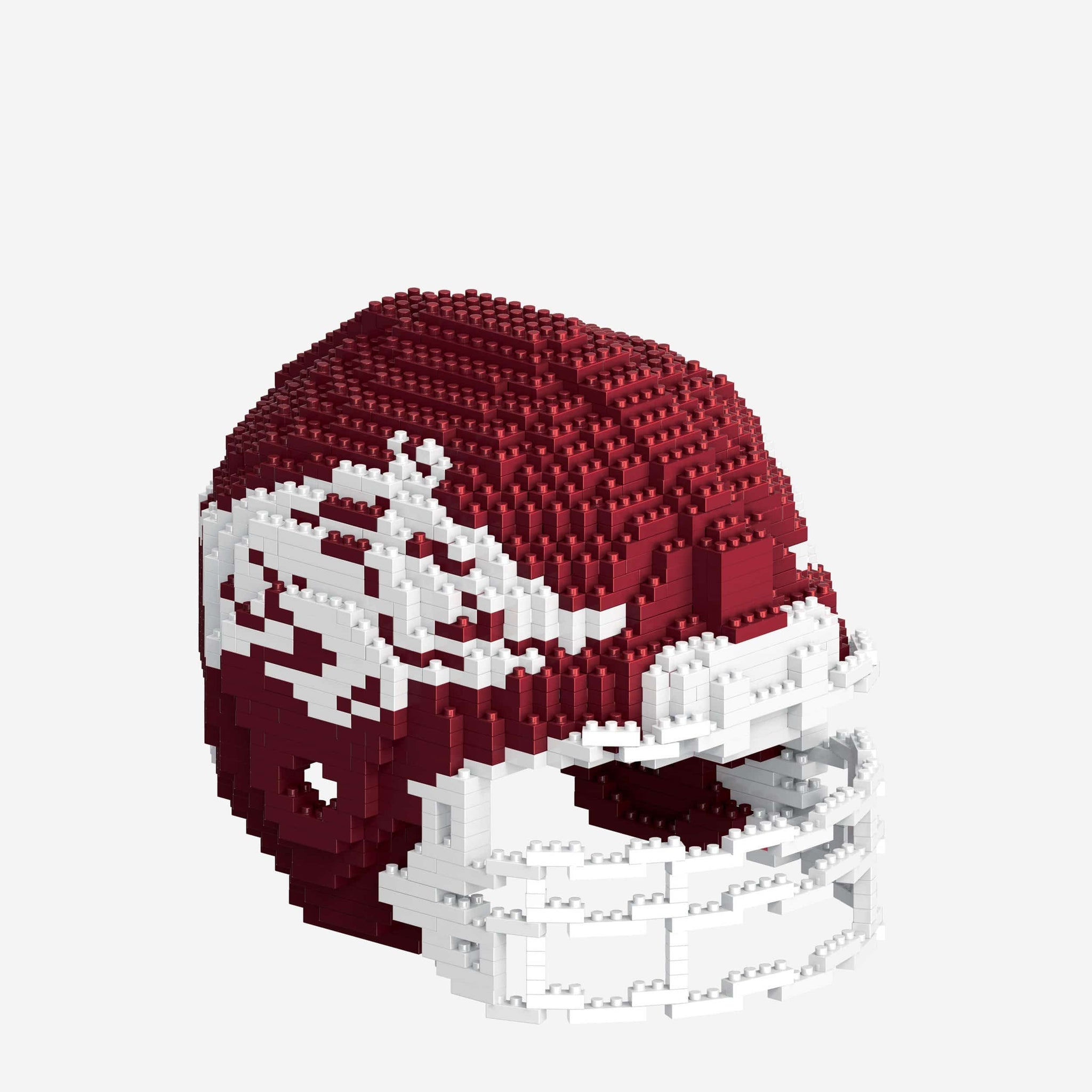 Arkansas Razorbacks BRXLZ Mini Helmet