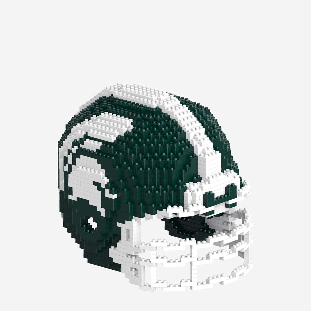 Michigan State Spartans BRXLZ Mini Helmet FOCO - FOCO.com