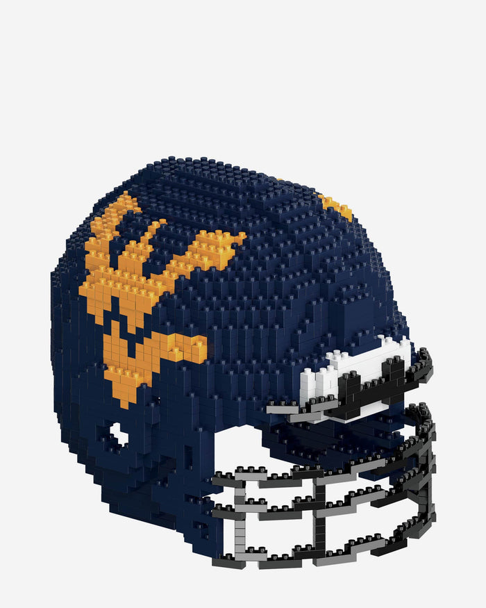 West Virginia Mountaineers BRXLZ Helmet FOCO - FOCO.com