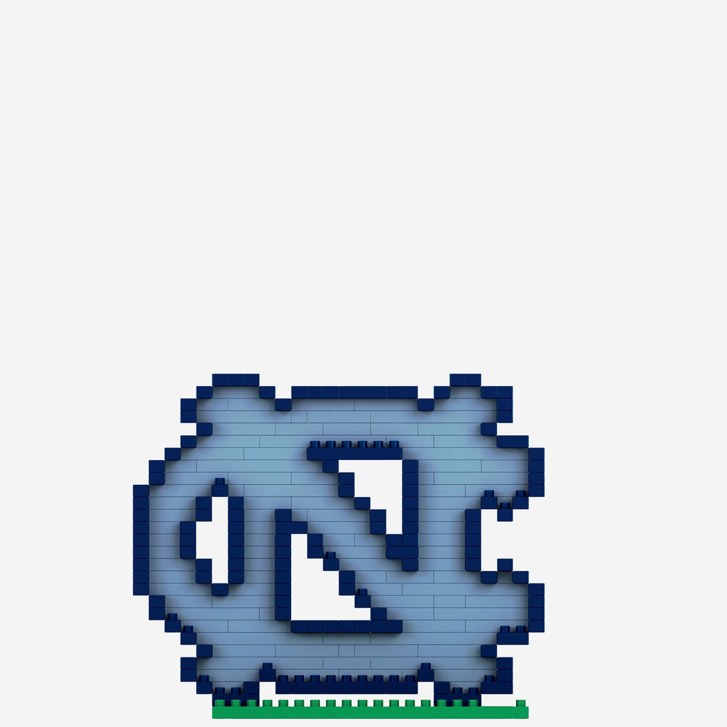 North Carolina Tar Heels BRXLZ Logo