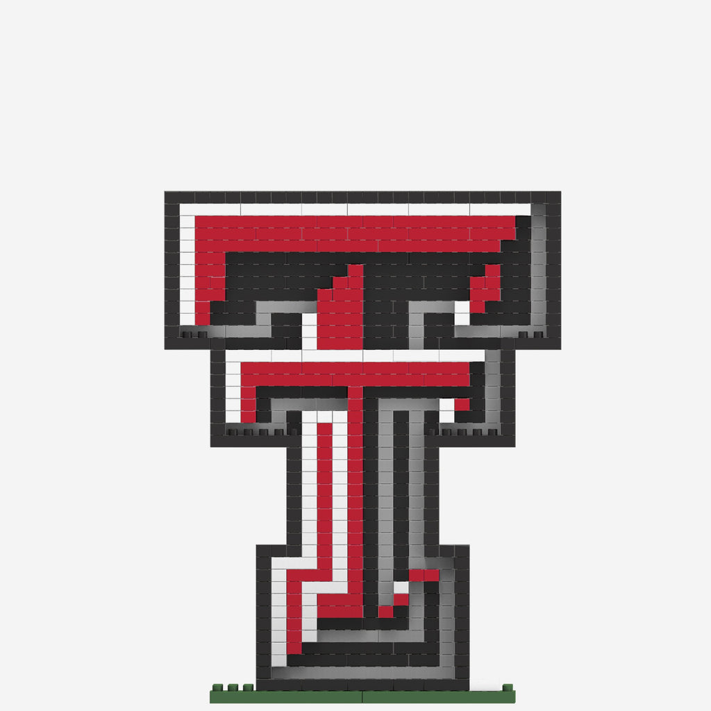 Texas Tech Red Raiders BRXLZ Logo
