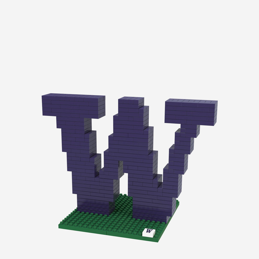 Washington Huskies BRXLZ Logo FOCO - FOCO.com