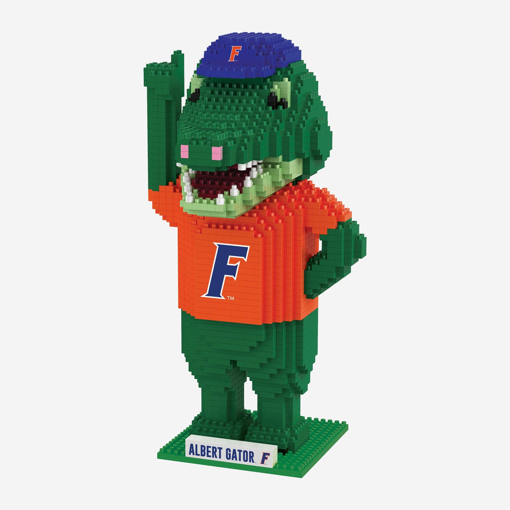Albert Florida Gators Thematic BRXLZ Mascot FOCO - FOCO.com