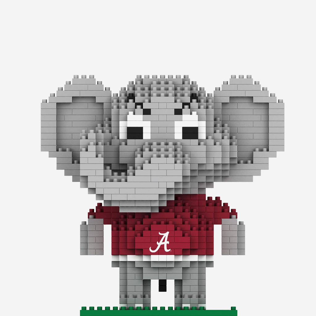 Big Al Alabama Crimson Tide BRXLZ Mascot